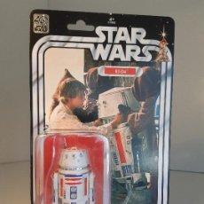 Figuras y Muñecos Star Wars: STAR WARS FIGURA 40 ANIVERSARIO, HASBRO, KENNER, R5D4. Lote 196283185