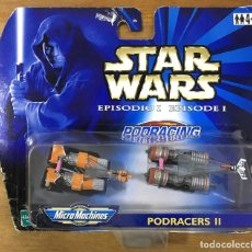 Figuras y Muñecos Star Wars: STAR WARS EPIDODIO I - PRODACERS 2 - MICROMACHINES. Lote 196485567