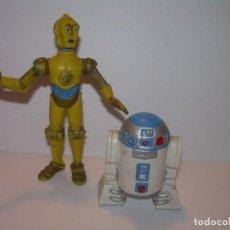 Figuras y Muñecos Star Wars: DOS FIGURAS.... Lote 196580236