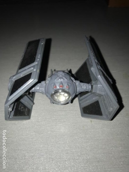 Figuras y Muñecos Star Wars: TIE FIGTHER INTERCEPTOR U OTRO STAR WARS GUERRA GALAXIAS DARTH VADER 1979 ORIGINAL MUY RARO - Foto 3 - 197083877
