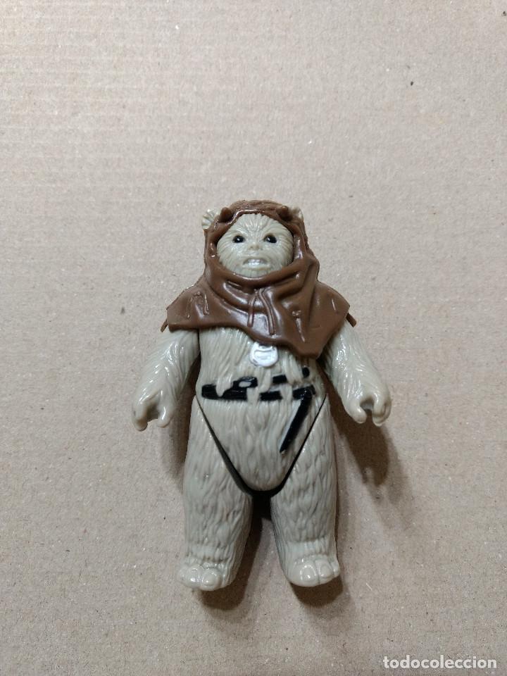 FIGURA STAR WARS EWOK JEFE CHIRPA- KENNER, LFL 1983 (Juguetes - Figuras de Acción - Star Wars)