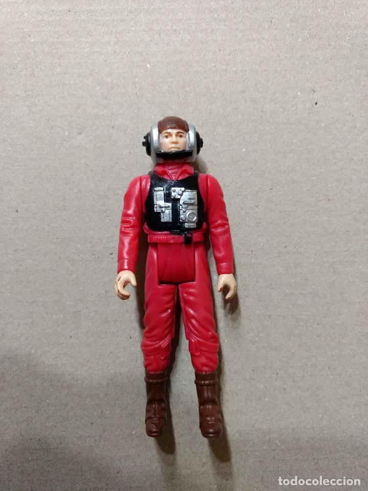 FIGURA ACCIÓN VINTAGE STAR WARS KENNER B-WING PILOT 1984 LFL (Juguetes - Figuras de Acción - Star Wars)