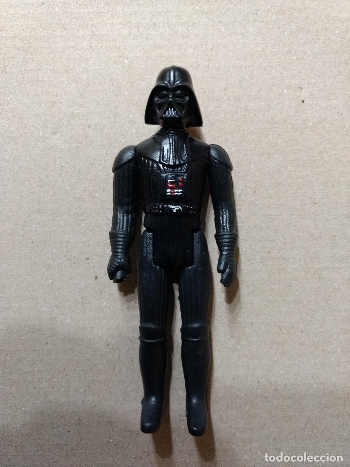 FIGURA STAR WARS DARTH VADER 1977 GMFGI HONG KONG (Juguetes - Figuras de Acción - Star Wars)