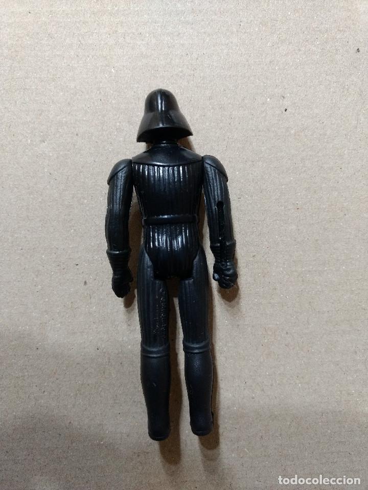 Figuras y Muñecos Star Wars: Figura Star Wars Darth Vader 1977 GMFGI Hong Kong - Foto 2 - 197140046