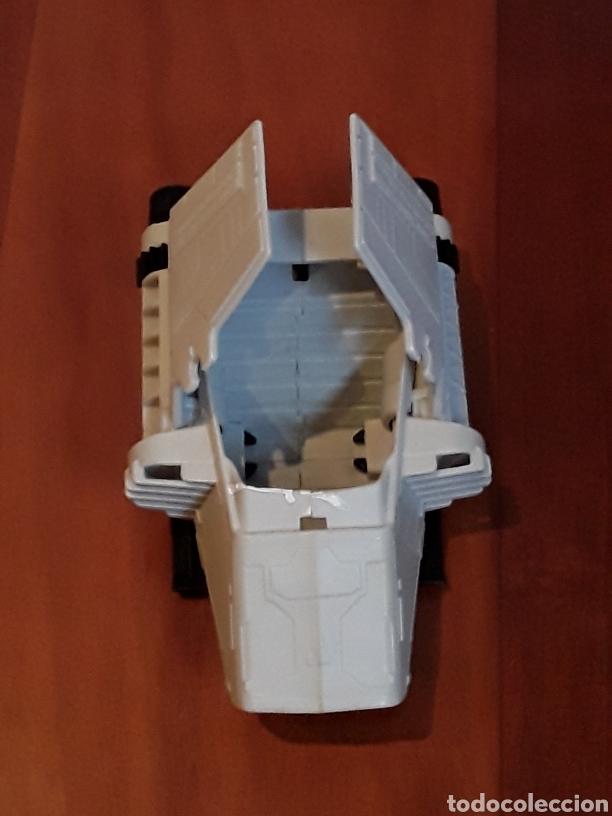 Figuras y Muñecos Star Wars: NAVE STAR WARS. VEHÍCULO ISP-6 IMPERIAL. LUCASFILM LTD 1983. - Foto 2 - 197214771