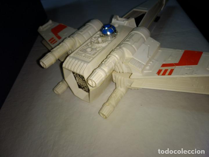 Figuras y Muñecos Star Wars: STAR WARS vintage Nave X-WING FIGHTER de 1977/78. - Foto 2 - 197221848