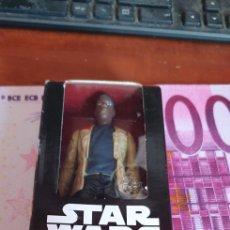 Figuras y Muñecos Star Wars: STAR WARS THE FORCE AWAKENS FINN ( JAKKU ) HASBRO EN SU CAJA. Lote 197293446