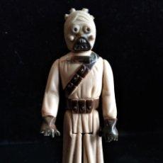 Figuras e Bonecos Star Wars: MORADOR DE LAS ARENAS - FIGURA ORIGINAL 1977 STAR WARS LA GUERRA DE LAS GALAXIAS. Lote 197396907