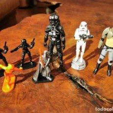 Figuras y Muñecos Star Wars: FIGURAS DE STAR WARS Y OTROS PERSONAJES GALACTICOS.. Lote 197525193
