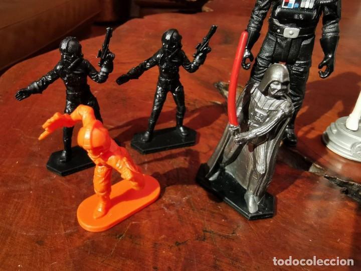 Figuras y Muñecos Star Wars: Figuras de Star Wars y otros personajes galacticos. - Foto 2 - 197525193