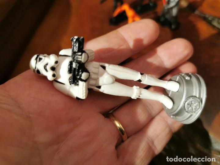 Figuras y Muñecos Star Wars: Figuras de Star Wars y otros personajes galacticos. - Foto 5 - 197525193