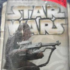 Figuras y Muñecos Star Wars: MINIATURA PLOMO STAR WARS 2005 . Lote 198116402