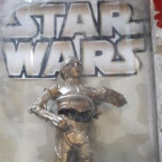 Figuras y Muñecos Star Wars: MINIATURA PLOMO STAR WARS 2005 . Lote 198116462
