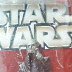 Figuras y Muñecos Star Wars: MINIATURA PLOMO STAR WARS 2005 . Lote 198116506