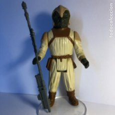 Figuras e Bonecos Star Wars: #1 KLAATU SKIFF GUARD COMPLETO ORIGINAL 1983 LFL VINTAGE STAR WARS. Lote 198932718
