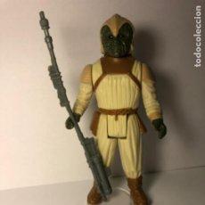 Figuras y Muñecos Star Wars: #2 KLAATU SKIFF GUARD COMPLETO ORIGINAL1983 LFL VINTAGE STAR WARS. Lote 198934401