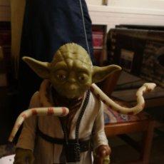Figuras y Muñecos Star Wars: 20 CM YODA STAR WARS. Lote 198958241
