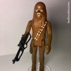 Figuras e Bonecos Star Wars: #2 CHEWBACCA ORIGINAL COMPLETO 1977 GMFGI VINTAGE STAR WARS. Lote 199061128