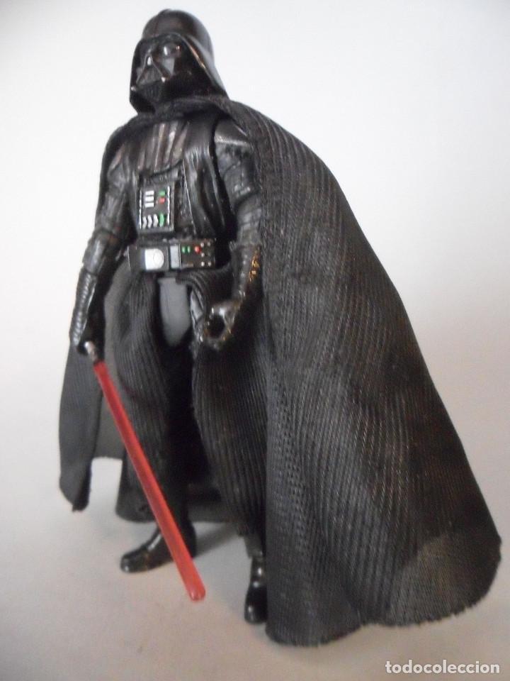 Figuras y Muñecos Star Wars: STAR WARS DARTH VADER HASBRO 2006 - Foto 2 - 199178603
