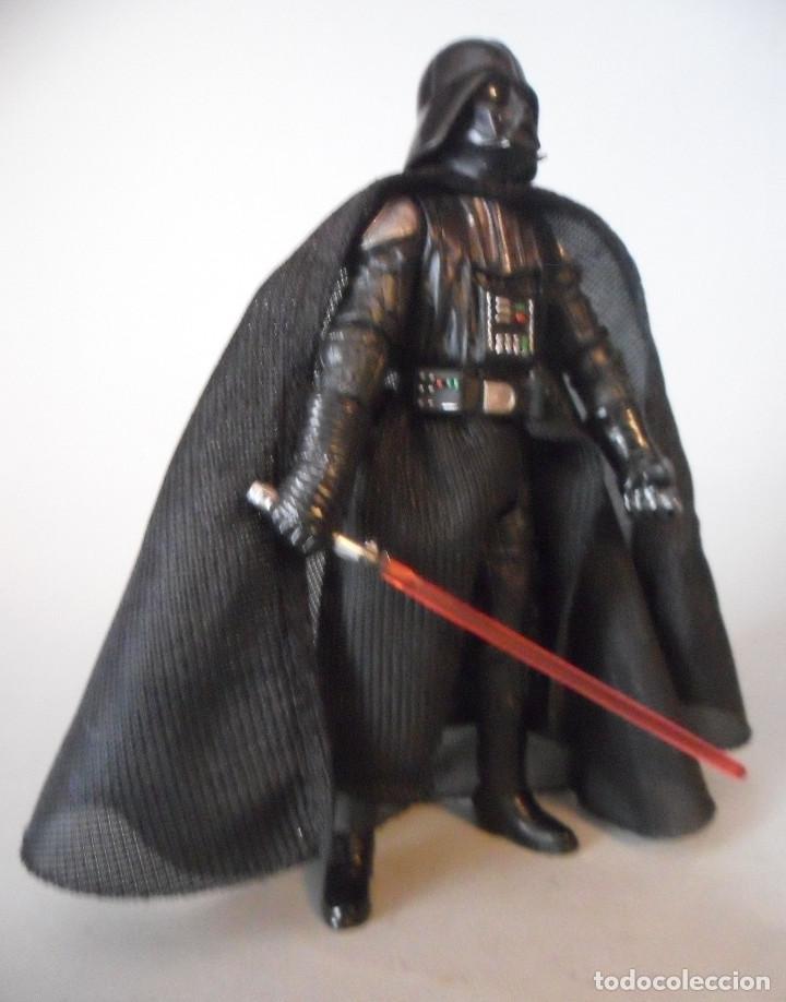 Figuras y Muñecos Star Wars: STAR WARS DARTH VADER HASBRO 2006 - Foto 3 - 199178603