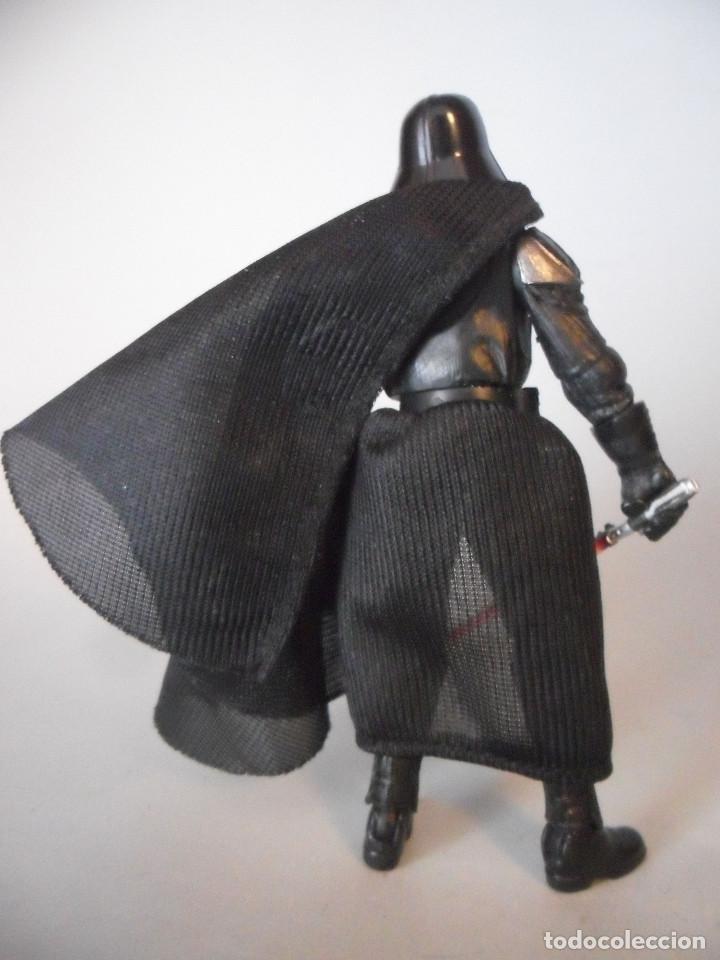 Figuras y Muñecos Star Wars: STAR WARS DARTH VADER HASBRO 2006 - Foto 5 - 199178603