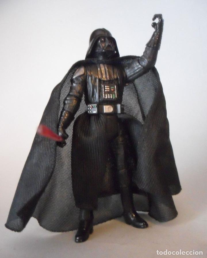 Figuras y Muñecos Star Wars: STAR WARS DARTH VADER HASBRO 2006 - Foto 6 - 199178603