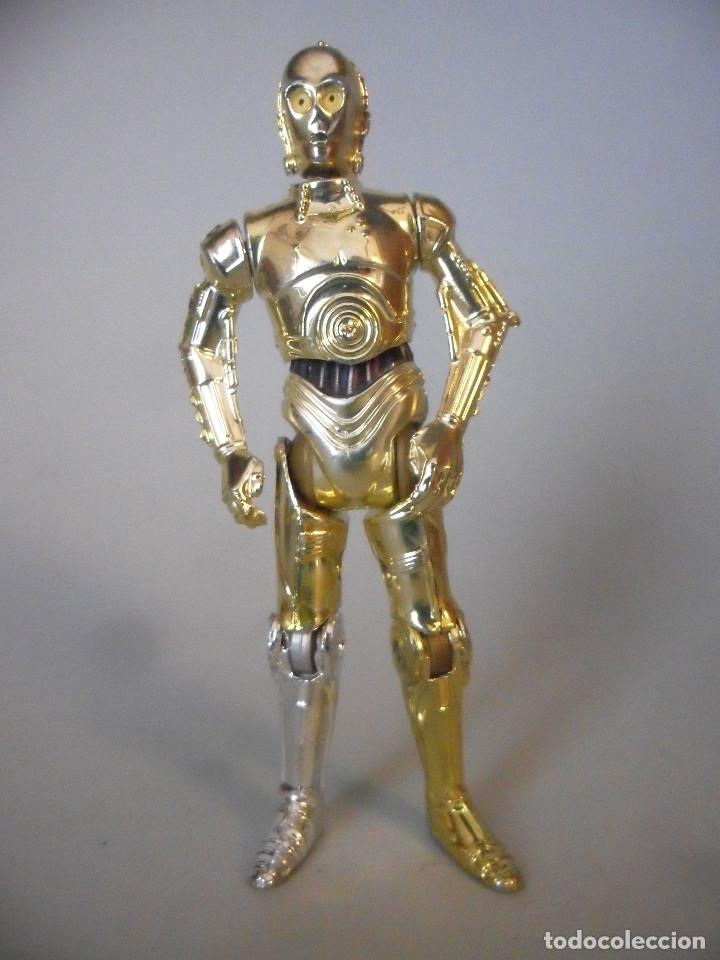STAR WARS REVENGE OF THE SITH C-3PO PROTOCOL DROID HASBRO 2005 (Juguetes - Figuras de Acción - Star Wars)