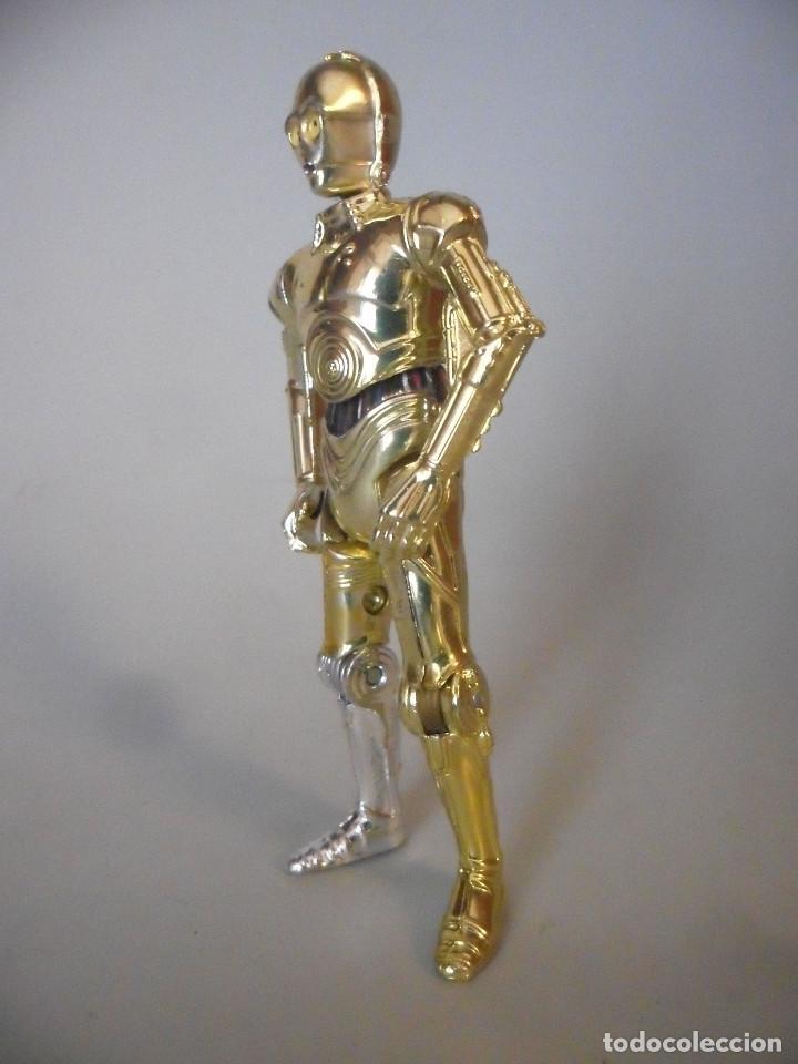Figuras y Muñecos Star Wars: STAR WARS REVENGE OF THE SITH C-3PO PROTOCOL DROID HASBRO 2005 - Foto 2 - 199236675