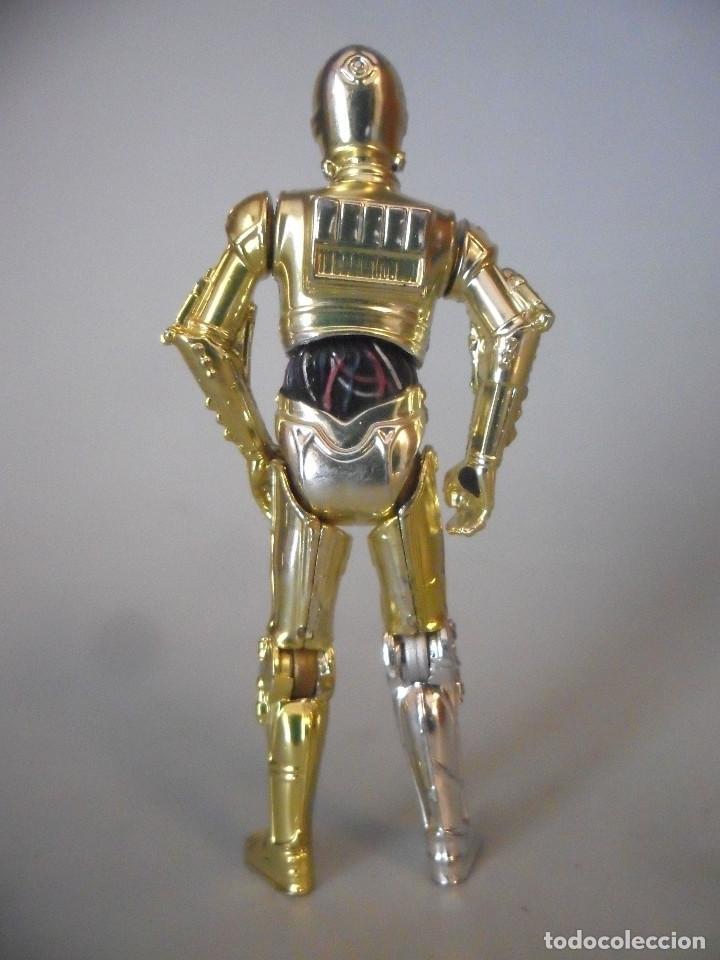 Figuras y Muñecos Star Wars: STAR WARS REVENGE OF THE SITH C-3PO PROTOCOL DROID HASBRO 2005 - Foto 4 - 199236675