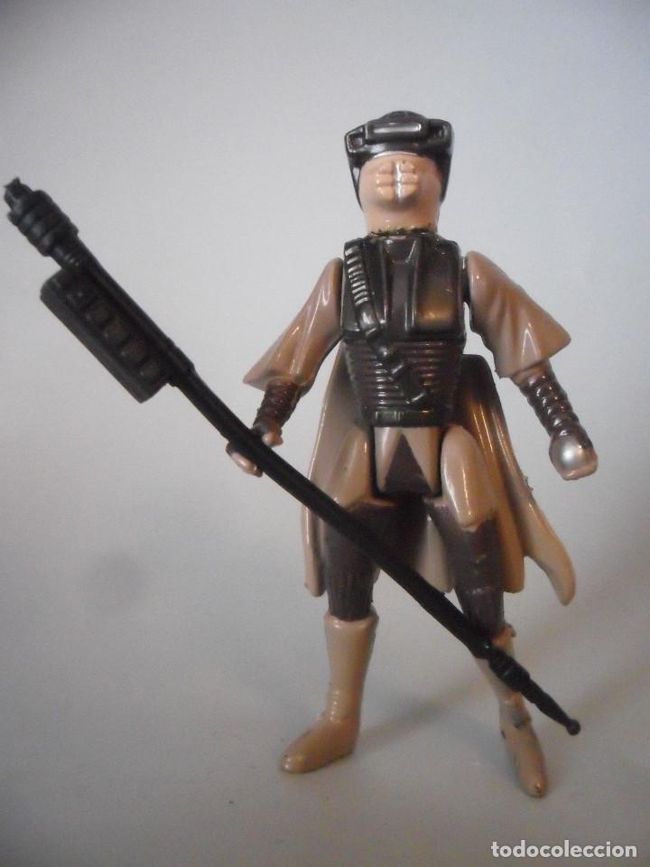 STAR WARS LEIA BOUSH RARA FIGURA BOOTLEG (Juguetes - Figuras de Acción - Star Wars)