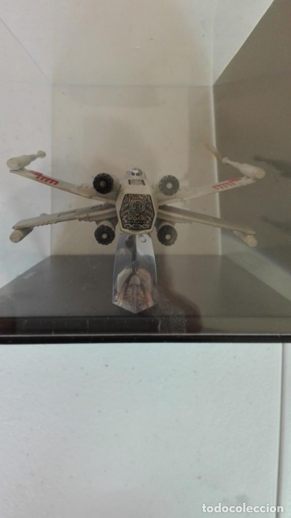 Figuras y Muñecos Star Wars: Nave x-wing - Foto 2 - 199399283
