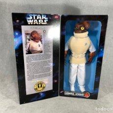Figure e Bambolotti Star Wars: ADMIRAL ACKBAR COLLECTOR SERIES - STAR WARS - KENNER 1997 -. Lote 199588103