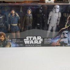 Figuras y Muñecos Star Wars: LOTE 6 FIGURAS 30CM STAR WARS ROUGE ONE. Lote 199628695