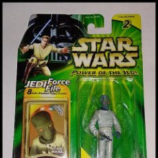 Figure e Bambolotti Star Wars: STAR WARS # ELLORRS MADAK # POWER OF THE JEDI - NUEVO EN SU BLISTER ORIGINAL DE HASBRO... Lote 200389635