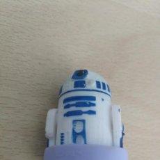 Figuras y Muñecos Star Wars: R2-D2 FIGURA TAMPON SELLO BUSTOS STAR WARS - GUERRA DE LAS GALAXIAS LUCAS FILM LTD. Lote 200808660