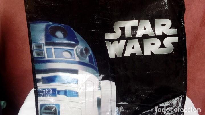 BOLSA DE PLASTICO DE STAR WARS (Juguetes - Figuras de Acción - Star Wars)