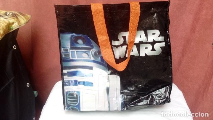 Figuras y Muñecos Star Wars: BOLSA DE PLASTICO DE STAR WARS - Foto 2 - 201128065