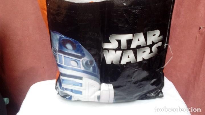 Figuras y Muñecos Star Wars: BOLSA DE PLASTICO DE STAR WARS - Foto 3 - 201128065