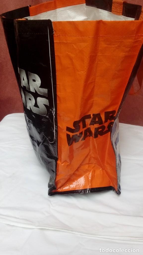 Figuras y Muñecos Star Wars: BOLSA DE PLASTICO DE STAR WARS - Foto 5 - 201128065