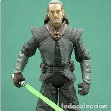 Figuras y Muñecos Star Wars: QUI-GON JINN.POWER OF THE JEDI.HASBRO 2000.. Lote 201928976