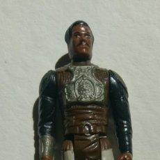 Figuras e Bonecos Star Wars: STAR WARS KENNER VINTAGE FIGURA SUELTA: LANDO CALRISSIAN SKIFF GUARD DISGUISE. Lote 201976803