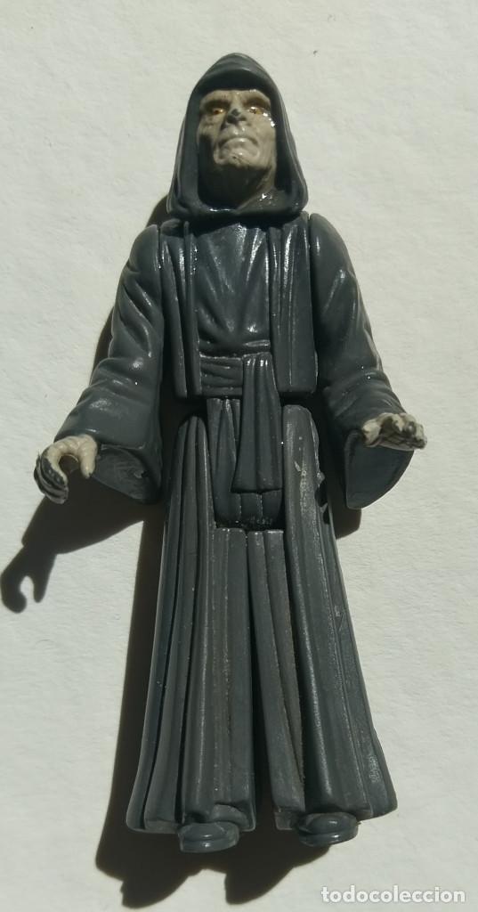 STAR WARS KENNER VINTAGE FIGURA SUELTA: THE EMPEROR (Juguetes - Figuras de Acción - Star Wars)