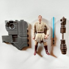 Figuras y Muñecos Star Wars: STAR WARS - EPISODIO III - OBI WAN KENOBI # 27 - HASBRO 2005 - COMPLETO!!. Lote 23087153