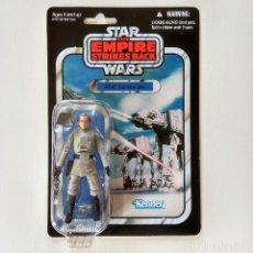 Figuras e Bonecos Star Wars: STAR WARS VINTAGE COLLECTION VC05 (9.5 CM) AT-AT COMMANDER, NUEVO SIN ABRIR, HASBRO KENNER. Lote 202777658