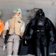 Figuras y Muñecos Star Wars: STAR WARS.4 FIGURAS REALISTAS 30 CMS DE ALTO.. Lote 202804508