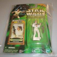 Figuras y Muñecos Star Wars: STAR WARS POWER OF THE JEDI LEIA ORGANA. Lote 203197822