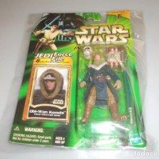 Figuras y Muñecos Star Wars: STAR WARS POWER OF THE JEDI OBI-WAN KENOBI COLD WEATHER GEAR. Lote 203197945