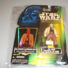 Figuras y Muñecos Star Wars: STAR WARS THE POWER OF THE FORCE LUKE SKYWALKER IN CEREMONIAL OUTFIT. Lote 203198572