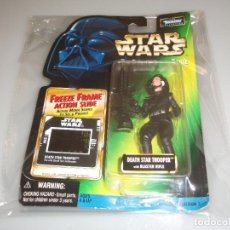 Figuras y Muñecos Star Wars: STAR WARS THE POWER OF THE FORCE DEATH STAR TROOPER. Lote 203198817
