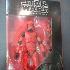 Figuras y Muñecos Star Wars: SITH TROOPER FIGURA 19 CM STAR WARS BLACK SERIES HASBRO. Lote 203235335